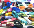 "16mm 22mm 25mm Mixed Assorted Double Sided Satin Ribbon 5/8"" 7/8"" 1"" Eco Quality"