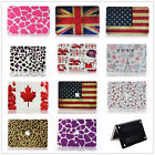 "2014 Rubberized Hard Case Cover Shell For Macbook Air 11/13""inch(Pattern Design)"