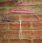 Jewellery Wall Mounted Earring Holder Metal Key Jewellery Hook Shabby Chic New