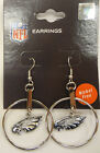 NFL Licensed Team Logo Earrings - Pick Your Team Style- - PHI-WAS This Listing