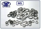 M5  - 5MM A2 STAINLESS STEEL SPRING WASHER DIN7980