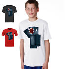 squid stampy craft   CHILDS TSHIRT AVAILABLE ON ALL COLOURS  youtube