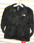The North Face Womens Osito Fleece Jacket-#aahy- Tnf Black -s,m,l,xl- New