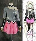 H-3003 S/M/L/XL/XXL VOCALOID IA Cosplay Kostüm costume set Kleid dress uniform