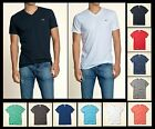 New Hollister by Abercrombie Men Seascape and Jack Creek T-Shirt Muscle Fit Size