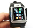 Precision 1.4 inches Touch Screen Watch Cell Phone Camera MP3 MP4 Bluetooth BDUS
