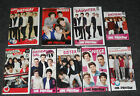 Licensed One Direction Soundcard, Birthday Girl and Relation Cards FREE P/P