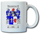 MALLEN COAT OF ARMS COFFEE MUG