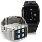 "Unlocked 1.6"" Touch Bluetooth GSM SIM Cell Phone Watch Camera Mini DVR TW810"