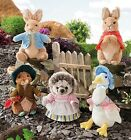 Gund Beatrix Potter Plüsch Tactile Plüsch Charakter Toy Collection Reihe Neu