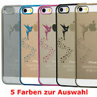 iPhone 4 4S 5 5S 6 6 Plus hard case fee stern schutz hülle handy tasche cover