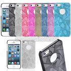 Luxury Aluminum Metallic Ultra Thin Slim Hard Case Cover Skin For iPhone 5 5S