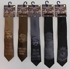$39 A&E DUCK DYNASTY MENS NECK TIE ASSORTMENT BROWN OR BLACK CHOOSE ONE