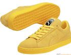 Puma Suede Classic Eco Yellow Men Trainers *RARE* UK Size 6 - 11 (352634-18)