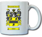 STALLARD COAT OF ARMS COFFEE MUG