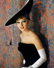 TAINA ELG COOL FASHION POSE IN HAT PHOTO OR POSTER