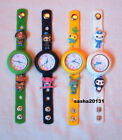 OCTONAUTS JIBBITZ BAND WATCH  & 2 CHARMS, BRAND NEW.IDEAL CHRISTMAS GIFT
