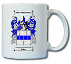 FODEN COAT OF ARMS COFFEE MUG