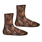 Mares Neoprene Socks Camo Brown 3 mm 05CH