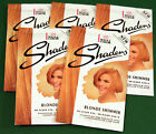 Pack Of 5 (choose From 5 Colour Dyes), Wella Toners And Shaders Wash In & Out