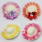 1 Pcs Princess Hairpin Hat with Net Hair Cap Pin Clip Lady Girls Hair Accessory