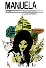 4636.Manuela.Asian woman with fur coat.movie.POSTER.Decoration.Graphic Art