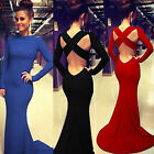 CHEAP Sexy Mermaid Women Prom Ball Gown Formal Evening Party Cocktail Long Dress