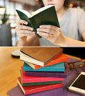 Pocket Style Mini Book Free Note V.2 -Mini Sized Blank Grid Notebook Jotter-DSKC