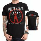 Marilyn Manson The Bright Young Things metal rock T-Shirt L XL NWT