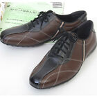 scd0609  US7-US12 Genuine leather Made in korea flat casual shoes