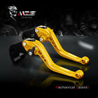 US 1 Pair Motorcycle Brake and Clutch Levers For Suzuki GSXR 750 R 1989-1991