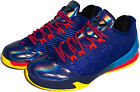 Air Jordan CP3 VIII Shoe Deep Royal/Yellow 684855-420 Sz 11.5