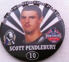 Premiership Badge 2010 Collingwood Magpies AFL Pies Premiers Rare Limited New