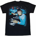 Star Trek DJ Spock T-Shirt on eBay