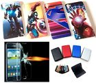 Mobile Phone Back Cover for HTC One E9s Dual + Tempered Glass + Card Wallet FREE