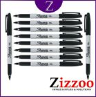 SHARPIE MARKER PENS PERMANENT FINE POINT PACK OF 10 AND COLOUR CHOICES