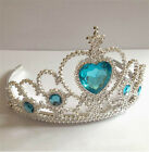 UK SELLER LOVELY Frozen PRINCESS QUEEN Elsa COSTUME Party CROWN/ GLOVES U PICK
