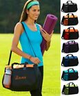 Personalized Gym Bag Sports Duffel Cheer Gymnastic Yoga Diaper Travel Carry On