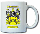 BRANSCOMBE COAT OF ARMS COFFEE MUG