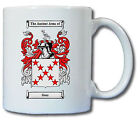 GOSS (ENGLISH) COAT OF ARMS COFFEE MUG