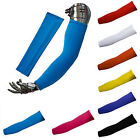 1Pair Outdoor Sports Riding Cycling UV rays Protection Cooling Arm Sleeves Cover