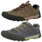 Mens Clarks Active Wear Trainers Outlay Compass