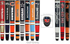 1 NFL or MLB Putter Golf Grip with Removable Ball Marker - *CHOOSE team*
