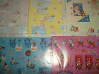 2 x A4 NDC Decoupage Baby Boy Girl Kids, Stork, Pram, Pink, Blue Various Designs