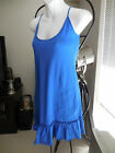 WEST SURFING LADIES TAYLOR BLUE BEACH DRESS RRP $40.00 SZ 8,10,12 LEFT SALE ON