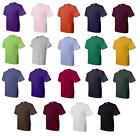 Hanes Mens ComfortBlend Short Sleeve T Shirt 50/50 Poly/Cotton Tee S-3XL 5170