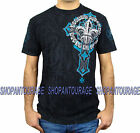 Xtreme Couture Demigod X1229 Men`s New Black T-shirt By Affliction