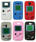 Nintendo Gameboy Silicone Rubber Case Cover Skin For Samsung Galaxy S2 3 4 Note