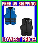 YAMAHA Neoprene USCG Approved Life Vest Jacket Unisex BLUE BLACK 2015 Value