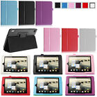 Folio Leather Case Cover Stand For Acer Iconia A1 A1-810 7.9' Tablet Tide